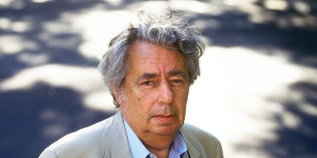 PARIS - SEPTEMBER 16: Canadian writer Mordecai Richler poses on September 16,1999 in Paris,France. (Photo...