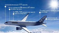 Austrian Airlines laisse tomber les CSeries de