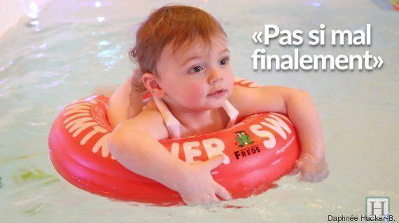Incursion dans le premier spa pour bébés au Canada