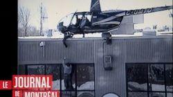Des images de l'évasion de la prison de Saint-Jérôme en hélicoptère font jaser