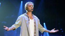 Justin Bieber dans l'embarras pour une faute