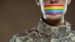Armée: un homme gai se dit victime de