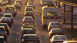 Nombre record de véhicules à Montréal selon la SAAQ (TVA