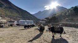Google Street View vous amène dans la région reculée de l'Everest