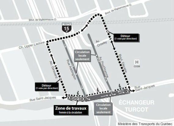 Un tronçon de la rue Saint-Jacques sera fermé pendant deux ans et demi