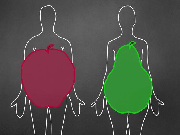 Pourquoi la graisse que l'on peut voir n'est pas la plus préoccupante pour la