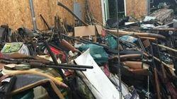 Un Américain gardait jusqu'à 10 000 armes chez