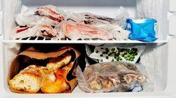 9 aliments que vous ne devriez jamais congeler