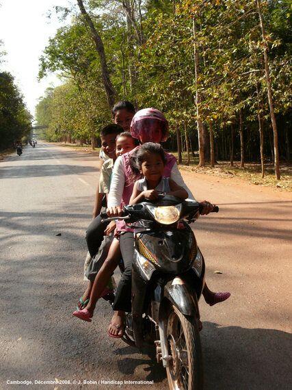 Sécurité routière: les pays les plus pauvres en première
