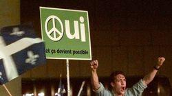 Référendum de 1995: un grand mouvement rongé par