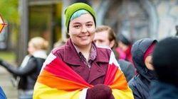 Premier Noël en famille en 4 ans pour un jeune transgenre
