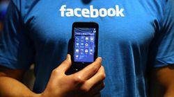 Facebook élargit ses notifications mobiles aux actu locales ou à la