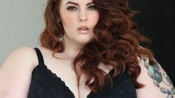 Tess Holliday critique Victoria's