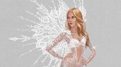 Coup d'oeil exclusif sur les costumes du défilé Victoria's Secret