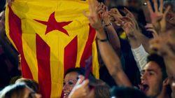 «Invincibles, invincibles!»: les indépendantistes catalans crient leur joie