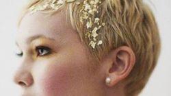 Les feuilles dorées : le nouvel accessoire cheveux parfait pour les