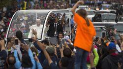 Le pape quitte une Amérique conquise