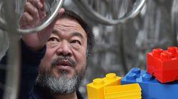 Lego prive l'artiste Ai Weiwei de ses briques, les internautes arrivent à la