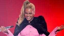 Beyoncé fait un effet du tonnerre avec ce costume
