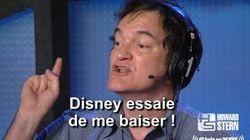 «Disney essaie de me baiser» - Quentin Tarantino