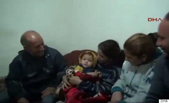 Sauvetage héroïque d'un bébé réfugié syrien par des pêcheurs turcs