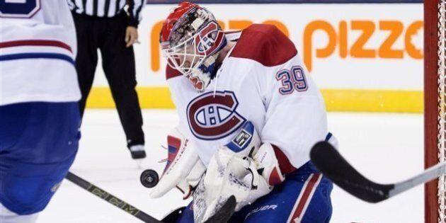 Weise fait mouche et le Canadien bat les Maple Leafs 1-0 à