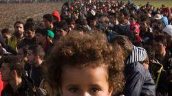 Migrants: 100 000 places d'accueil sur la route des