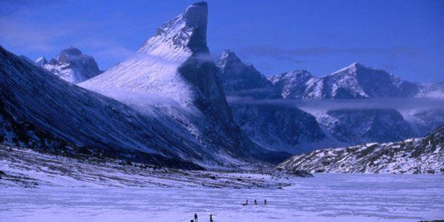 Frontières: le Nunavut n'est pas intéressé par les demandes de