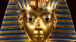 Égypte: la restauration du masque de Toutankhamon