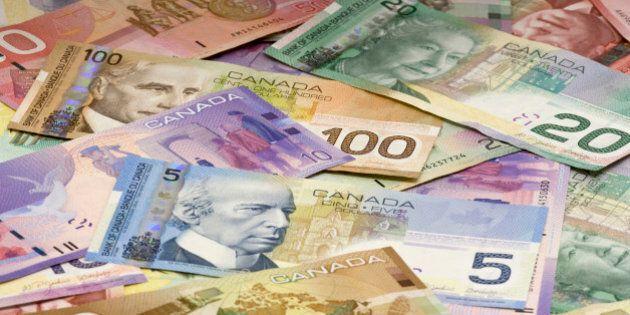 Hausse des dons des Canadiens, beaucoup pour la
