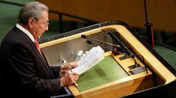 ONU: Castro exige la levée de l'embargo