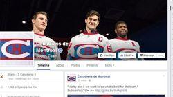 Les Canadiens de Montréal, 3e meilleure équipe sportive sur les réseaux