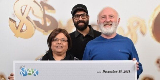 Lotto Max: un gagnant récupère ses 50 millions presque deux ans plus