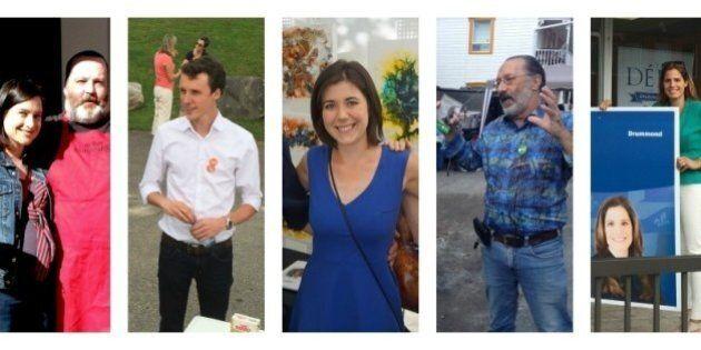 «Ma première campagne»: cinq candidats racontent leur quotidien sur le