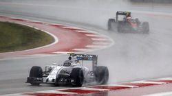 La séance de qualifications du Grand Prix