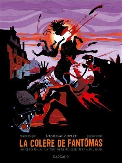 Olivier Bocquet: Le mystère du scénariste