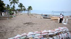 L'ouragan Patricia a grandement perdu de sa vigueur en touchant le Mexique
