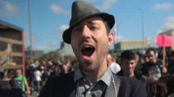 Charlie Winston publie un clip en soutien aux migrants