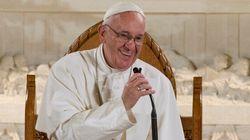 Le pape François lancera un disque