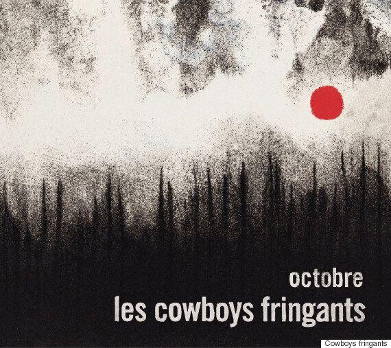 Nouvel album: Les Cowboys Fringants en