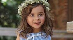 À trois ans, Ava nous fait envier sa garde-robe