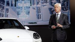 Matthias Müller, de Porsche, prend la tête de