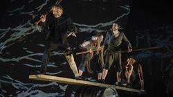 «Moby Dick» au TNM: voyage au bout de la vie