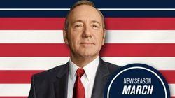 «House of Cards» saison 4: Frank Underwood de retour pour briguer un nouveau mandat