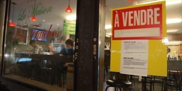 Stationnement sur le Plateau Mont-Royal: les commerçants de la rue Rachel en