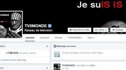 TV5Monde piratée par des individus se réclamant du groupe Etat
