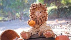 Ces costumes d'Halloween pour bébés vont vous faire fondre