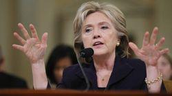 Clinton impassible face aux républicains du Congrès sur Benghazi