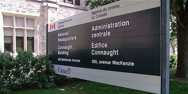 Rapports d'impôt: l'Agence du revenu du Canada accusée de
