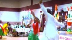 Justin Trudeau danse le bhangra, et il est très
